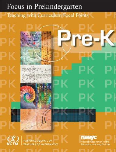 9780873536448: Focus in Prekindergarten: Teaching with Curriculum Focal Points