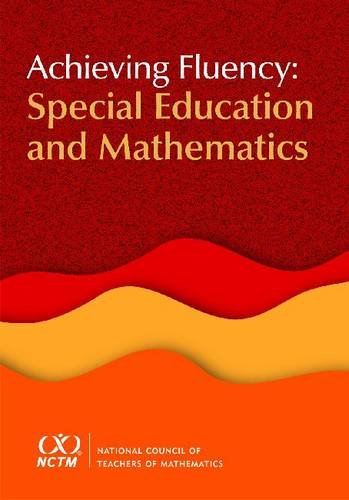 9780873536547: Achieving Fluency: Special Education and Mathematics