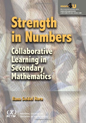 9780873536639: Strength in Numbers: Collaborative Learning in Secondary Mathematics