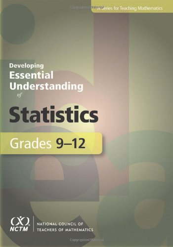 Developing Essential Understanding of Statistics for Teaching Mathematics in Grades 9-12 (9780873536769) by Roxy Peck; Rob Gould; Stephen Miller; Rose Mary Zbiek