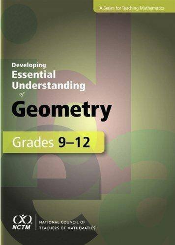 9780873536929: Developing Essential Understanding of Geometry for Teaching Mathematics in Grades 9-12