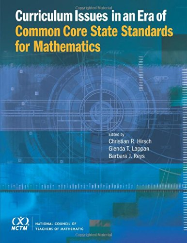 9780873537056: Curriculum Issues in an Era of Common Core State Standards for Mathematics