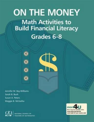 9780873537292: On the Money: Math Activities to Build Financial Literacy Grades 6-8