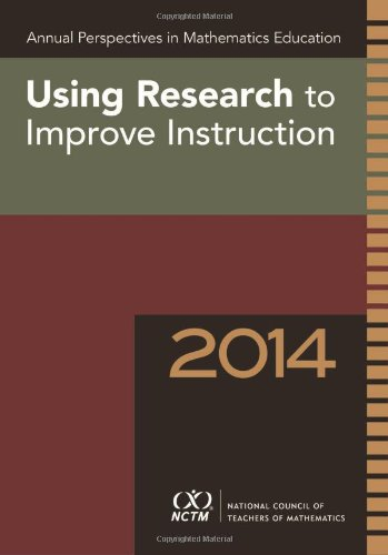 9780873537612: Annual Perspectives in Mathematics Education 2014: Using Research to Improve Instruction