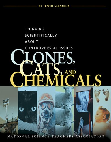 9780873552370: Clones, Cats, And Chemicals: Thinking Scientifically About Controversial Issues