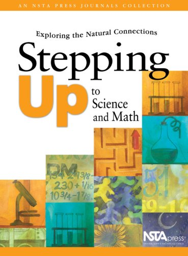 9780873552523: Stepping Up to Science and Math: Exploring the Natural Connections