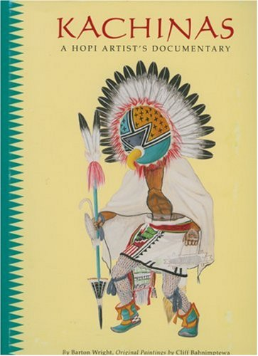 9780873581103: Kachinas: A Hopi Artist's Documentary