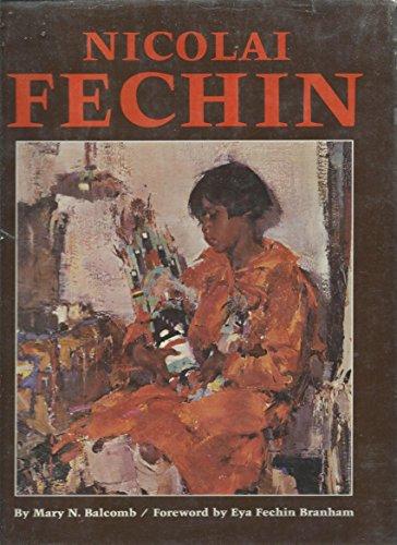 NICOLAI FECHIN: Balcomb, Mary N. and Eya Fechin Branham
