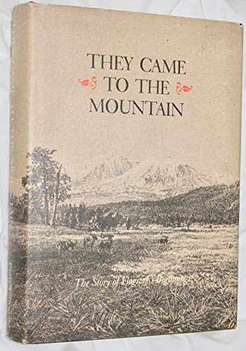 They Came to the Mountain: Cline, Platt