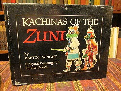 9780873583831: Kachinas of the Zuni