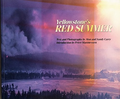 9780873584838: Yellowstone's Red Summer