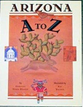 9780873585644: Arizona A To Z