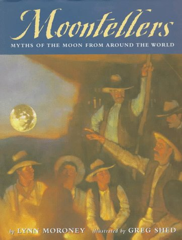 9780873586016: Moontellers: Myths of The Moon from Around the World