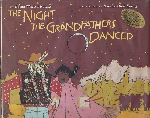 9780873586108: The Night the Grandfathers Danced