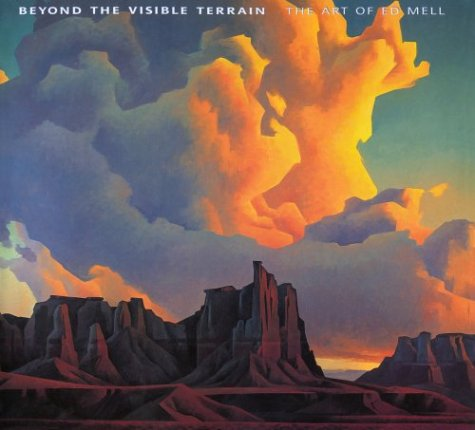 9780873586511: Beyond the Visible Terrain: The Art of Ed Mell