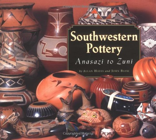9780873586566: Southwestern Pottery: Anasazi to Zuni