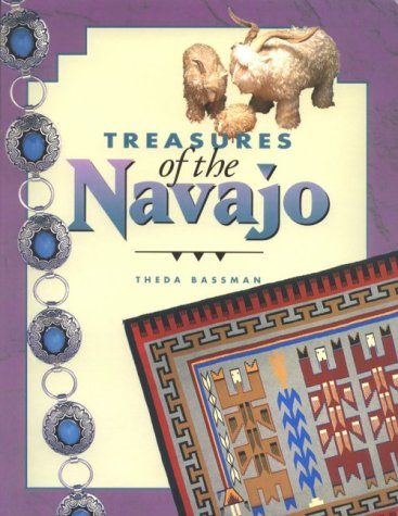 9780873586733: Treasures of the Navajo