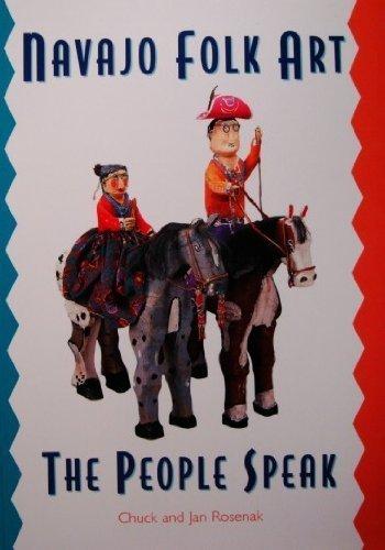 9780873586931: Navajo Folk Art: The People Speak