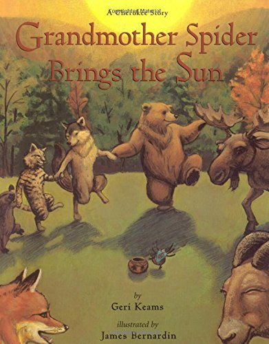 9780873586948: Grandmother Spider Brings the Sun: A Cherokee Story