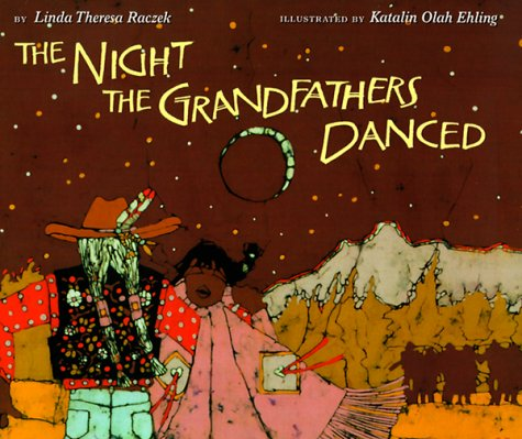 9780873587204: The Night the Grandfathers Danced