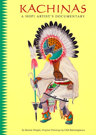 9780873587266: Kachinas: A Hopi Artist's Documentary