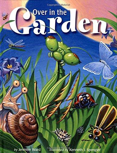 9780873587938: Over in the Garden