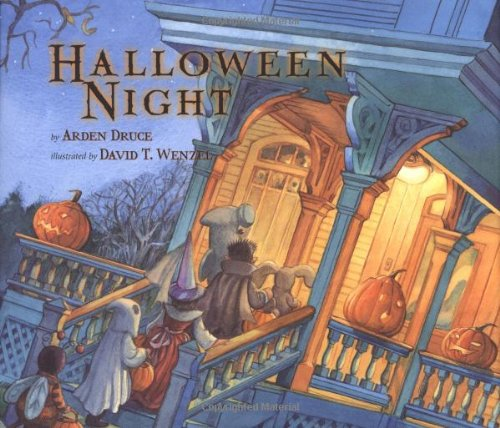 9780873587976: Halloween Night