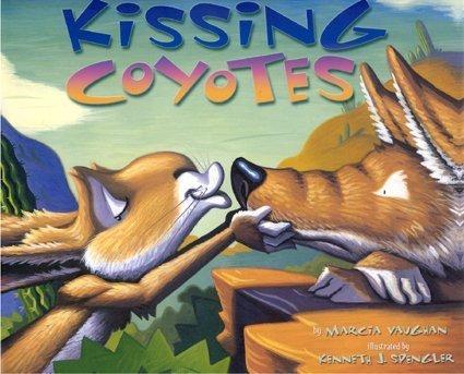 Kissing Coyotes: Vaughan, Marcia