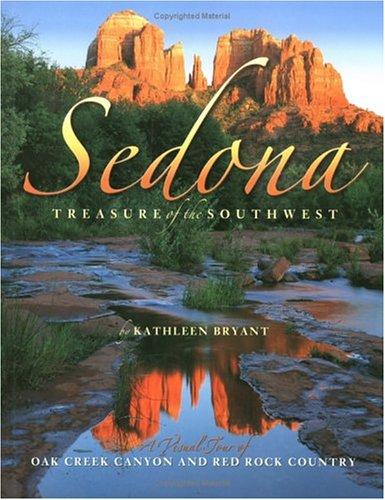 9780873588546: Sedona: Treasure of the Southwest