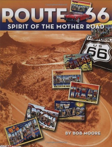 9780873588553: Route 66: Spirit of the Mother Road