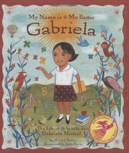 9780873588591: My Name is Gabriela / Gabriela Me Llamo