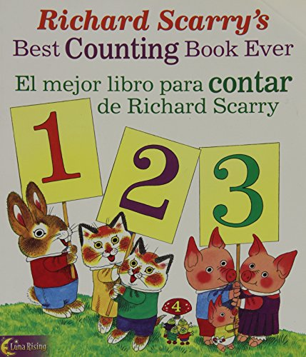 9780873588768: El Mejor Libro Para Contar de Richard Scarry/Richard Scarry's Best Counting Book Ever (Richard Scarry's Best Books Ever!)