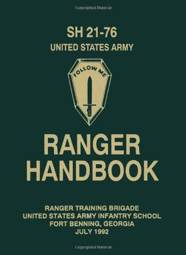 9780873640442: Ranger Handbook