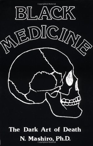 9780873641012: The Dark Art of Death (Black Medicine)