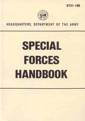 9780873641098: Special Forces Handbook