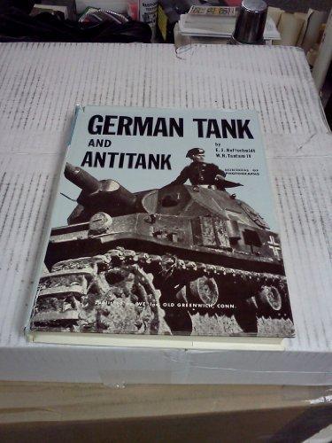 9780873641517: German Tank and Antitank in World War II