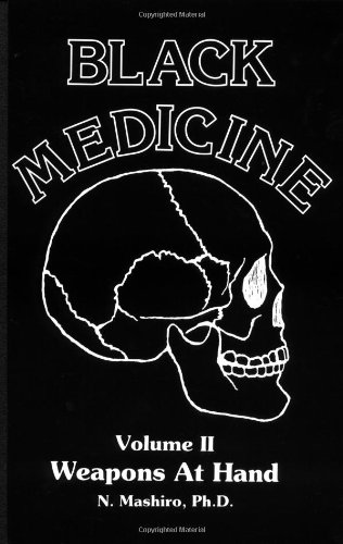 9780873641685: Black Medicine Vol. 2: Weapons At Hand (Black Medicine)