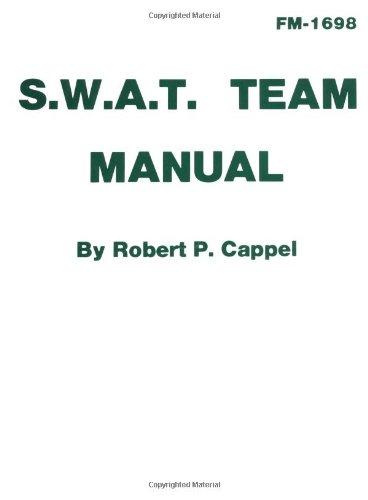 9780873641692: Swat Team Manual