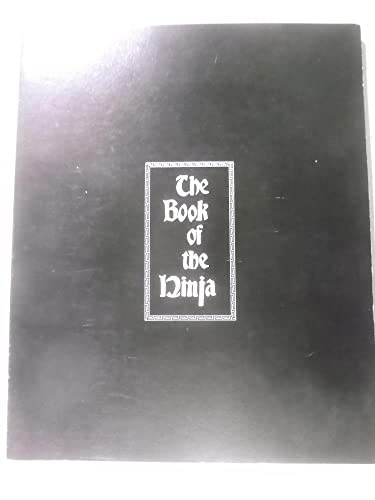 9780873642071: The Book of the Ninja