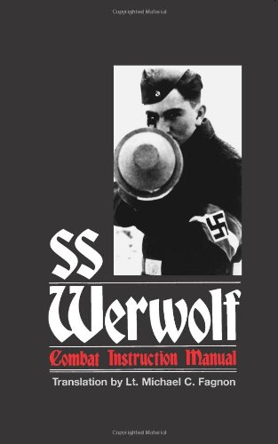 9780873642484: Ss Werewolf Combat Instruction Manual