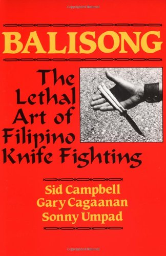 9780873643542: Balisong: The Lethal Art of Filipino Knife Fighting