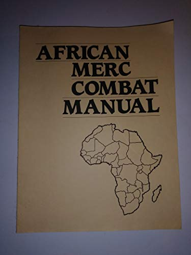 9780873643603: African merc combat manual [Paperback] by No. Author