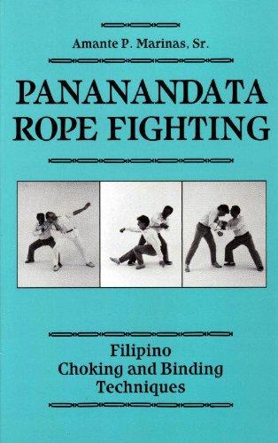 9780873644945: Pananandata rope fighting: Filipino choking and binding techniques