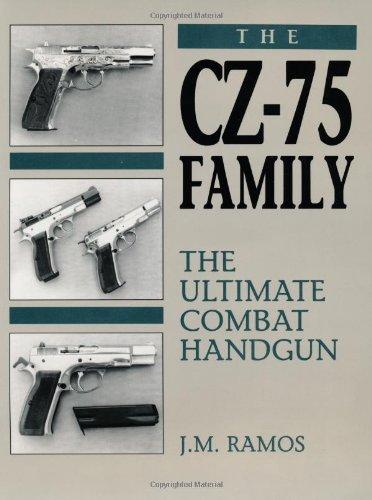 9780873645669: The Cz-75 Family: The Ultimate Combat Handgun
