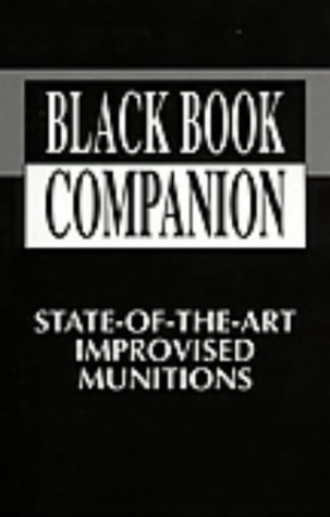 Black Book Companion: State-Of-The-Art Improvised (0873645774) by Paladin Press
