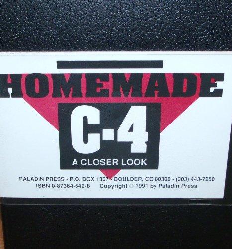 9780873646420: Homemade C-4 A Closer Look [VHS]
