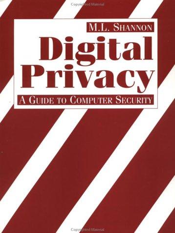 9780873647748: DIGITAL PRIVACY