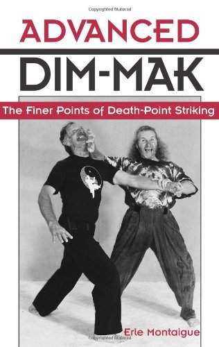 9780873647793: Advanced Dim-Mak: The Finer Points of Death-point Striking
