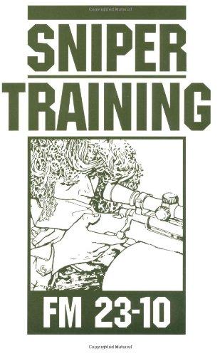 9780873648295: Sniper Training: Fm 23-10