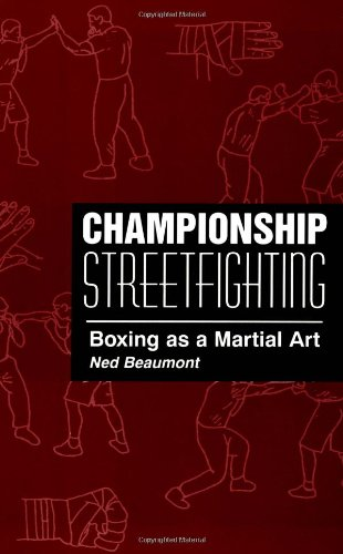 9780873649346: Championship Streetfighting: Boxing As A Martial Art